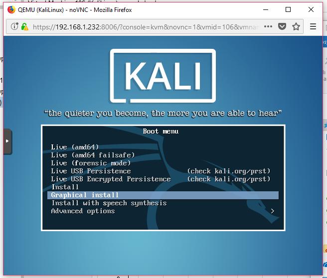Kali Linux Kurulum 3