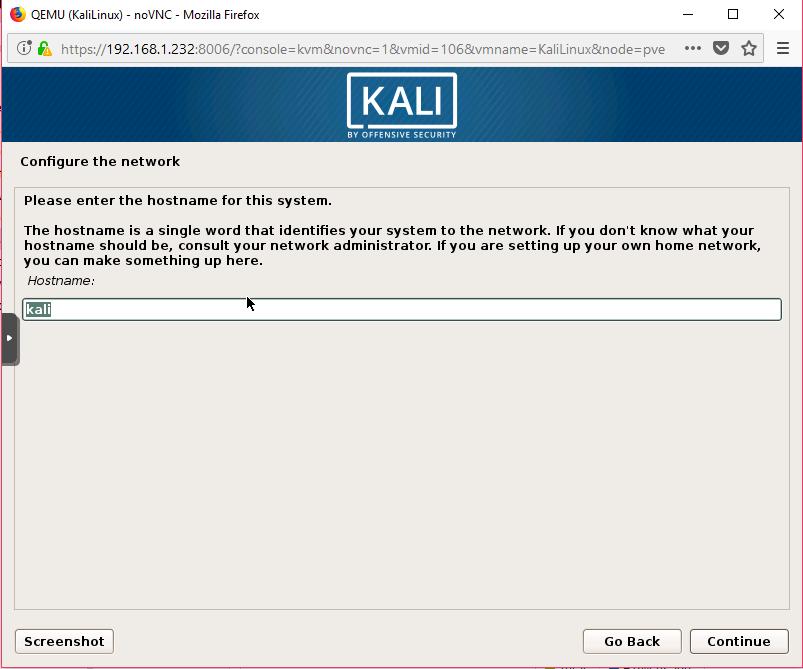 Kali Linux Kurulum 8
