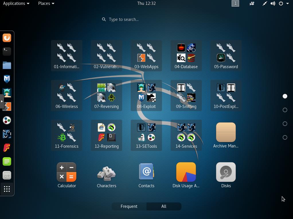 Kali Linux 3